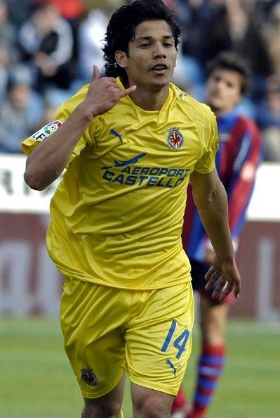 ビジャレアルユニホーム2007~2008シーズン