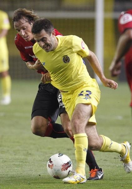 ビジャレアルユニホーム2011~2012シーズン